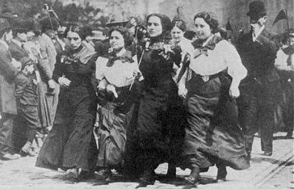 kvinders rettigheder 1800