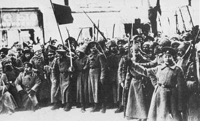 revolution i rusland
