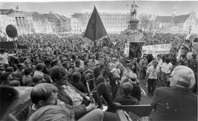 Demos historie